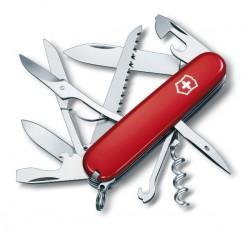 Нож Victorinox Swiss Army Huntsman, красный