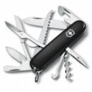 Нож Victorinox Swiss Army Huntsman, черный