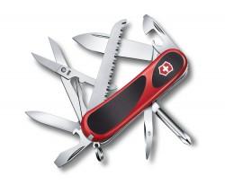 Нож Victorinox Delemont EvoGrip 18, блистер