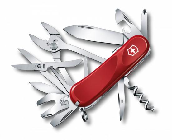 Нож Victorinox Delemont Evolution S557