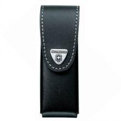 4.0523.3 Чехол Victorinox поясной черный кожаный