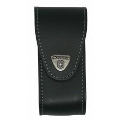 4.0524.32 Чехол Victorinox поясной черный кожаный