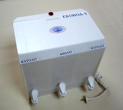 Электроактиватор типа ЭАВ-9 (с блоком)