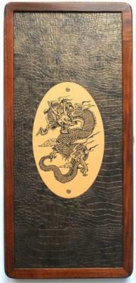 """Нарды средние """"Китайский дракон"""" 31146-11"""