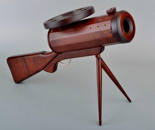Минибар Пулемет