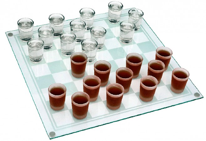 Набор Пьяные шашки