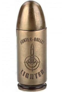 Зажигалка газовая Снаряд