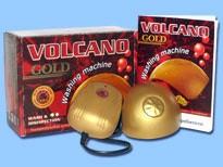 """Ультразвуковая стиральная машинка """"Volcano Gold"""""""