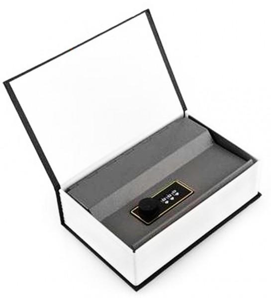 Книга сейф  с кодовым замком Монро средняя