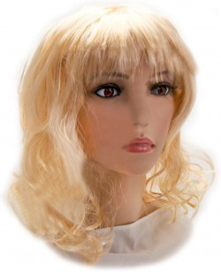 Парик Боб (блонд)