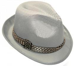 Шляпа Федора (серая)