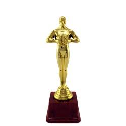 Статуэтка Оскар подарочная  средняя