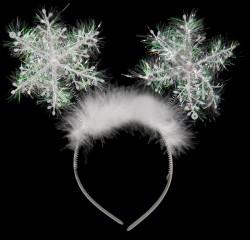 Антенки снежинки