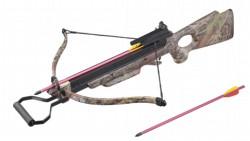 Арбалет Man Kung MK-150A3TCR, 40lbs, 2 стрелы, дерево, камуфляж