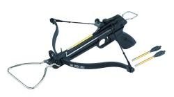 Арбалет-пистолет Man Kung MK-80A3R, 3 стрелы