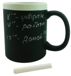 Чашка Органайзер черная