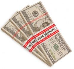 Пачка денег 1000000$