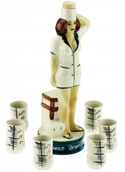 Коньячный набор Медсестра
