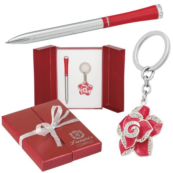 Подарочный набор Rose красный