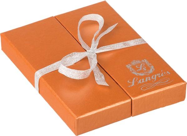 Подарочный набор Clutch коричневый