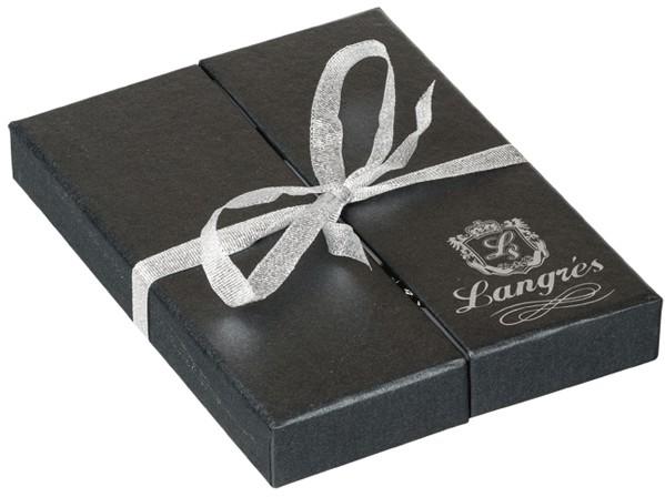 Подарочный набор Butterfly черный