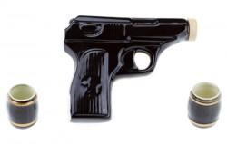 Коньячный набор пистолет макарова