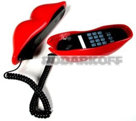 Телефон Губы