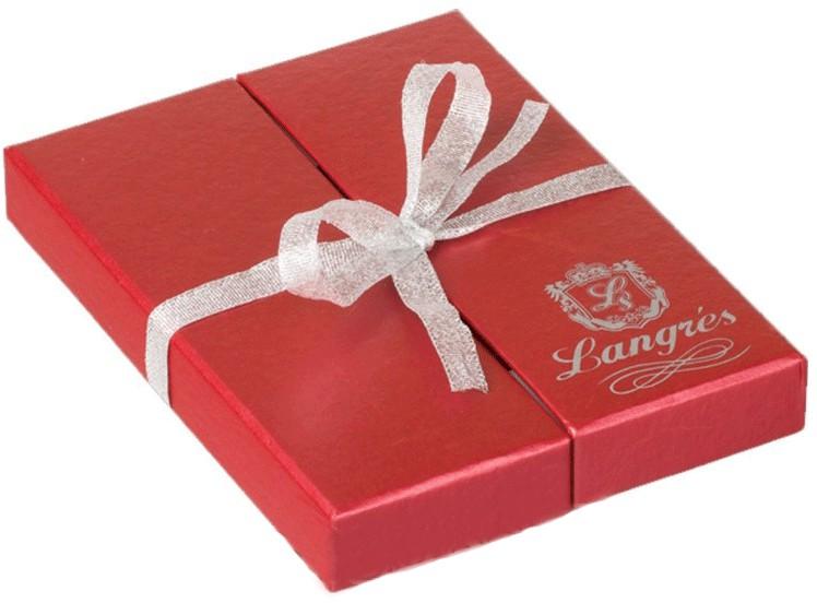 Подарочный набор Papillon красный