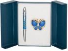 Подарочный набор Papillon синий