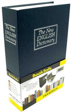 Книга  сейф Словарь маленькая синяя