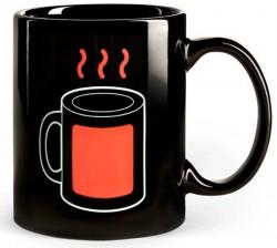 Чашка хамелеон HOT CUP