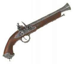 Пистоль итальянский, XVIII век, хром