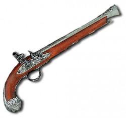 Пистолет русский, XVIII век