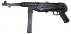 Автомат Шмайсер MP40, 9мм, Германия 1940