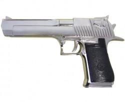 Пистолет полуавтоматический «Desert Eagle», США-Израиль, 1982 год