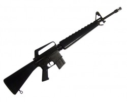 Винтовка автоматическая M16A1, США 1967 г. (Вьетнамская война)