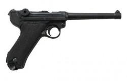 Пистолет Парабеллум Люгер P08, Германия, 1898г, удлиненный ствол