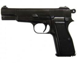 Пистолет Браунинг, Бельгия, 1935г, II Мировая война