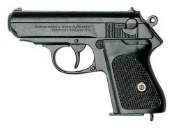 Пистолет Вальтер «Ваффен-SSPPK», Германия, WWII