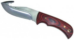 Нож-скиннер MUELA Бизон BIZONTE-11R, микарта