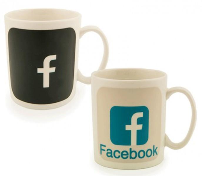 Кружка Фейсбук
