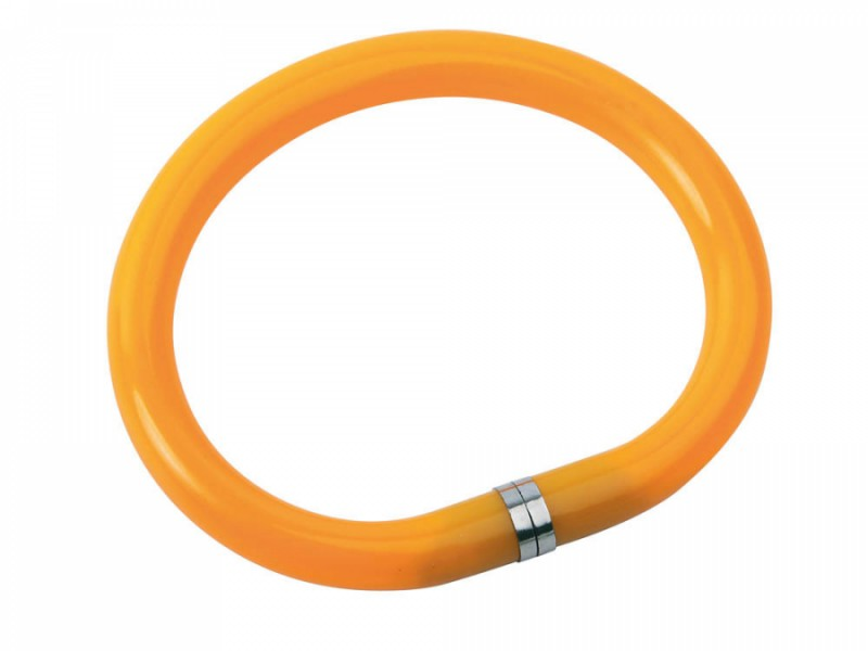 Ручка шариковая - браслет Арт-Хаус желтая