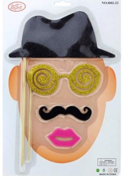 Карнавальный набор со шляпой