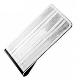 Зажим для денег Elite Silver 620024-6