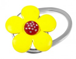 Держатель для сумки Jinli «Желтый цветок» JIN122