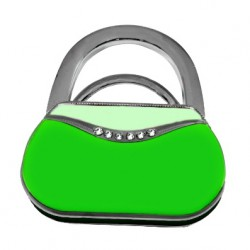 Держатель для сумки Jinli «Зеленый саквояж» JIN127
