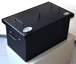 Купить коптильню для горячего копчения в домашних самогонный аппарат чзбт официальный сайт