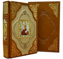 Семейная Библия (подарочное издание с золотым обрезом). Dn-105