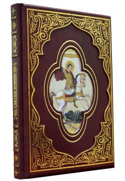 Иконы святых воинов (подарочное издание). Dn-308