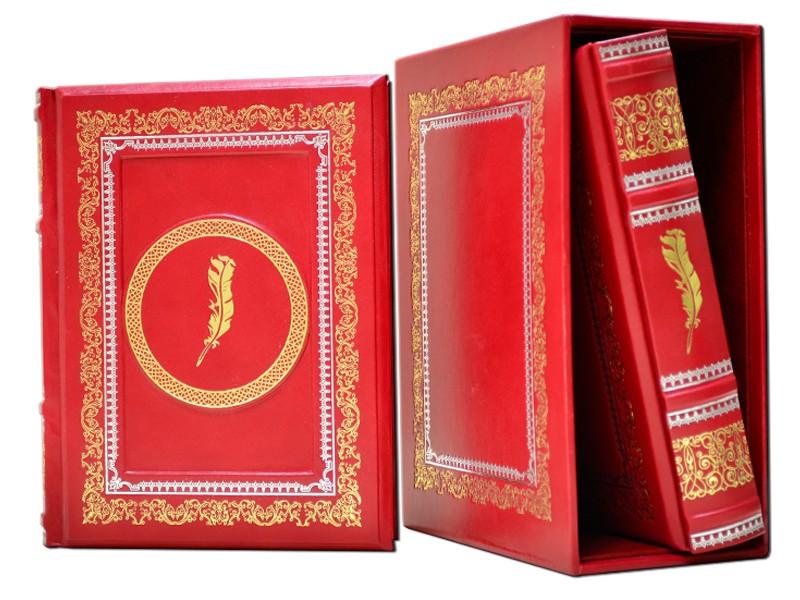 Подарочное издание в 2х томах в футляре (Анна Ахматова, Александр Блок)